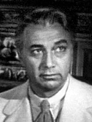 Luther Adler - Adler in the 1950 film D.O.A.