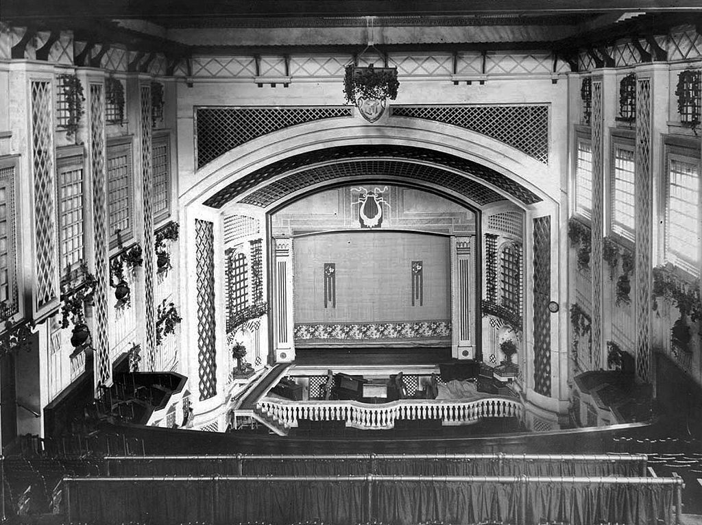 the factory theatre sydney capacity measurements - photo#31