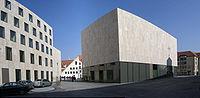 München Jüdisches Zentrum und Jüdisches Museum.jpg