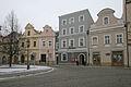 Měšťanský dům (Litomyšl), Braunerovo nám. 203.JPG