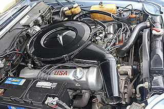 Mercedes-Benz M123 engine - WikiVividly