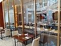 MC 澳門 Macau JW Marriott 萬豪酒店 hotel restaurant 自助餐廳 lobby interior November 2019 SS2 02.jpg