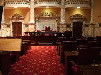 Maryland Senate - Image: MD Senate