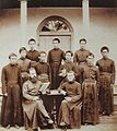 MEP Fathers and Seminarists in Southern Japan 1881.jpg