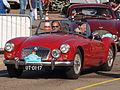 MG A dutch licence registration UT-01-17.JPG