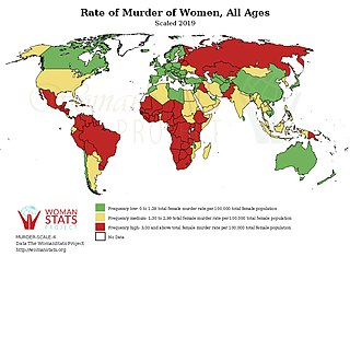 Violence against women Violent acts committed primarily against women and girls