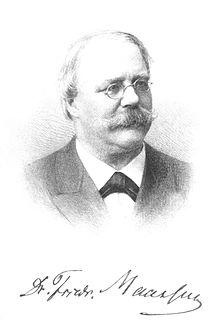Friedrich Maassen German jurist and academic