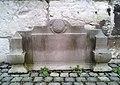 Maastricht, Sint-Servaasbasiliek, pandhof met bouwfragmenten 4.jpg