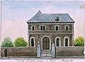 Maastricht, deel Annunciatenklooster (Ph v Gulpen, 1850).jpg