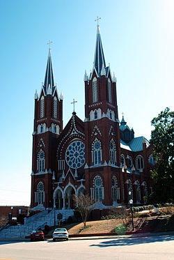 Saint Joseph S Catholic Church Macon Georgia Wikipedia