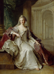 Madame Henriette de France as a Vestal Virgin (c. 1749, detail) by Jean-Marc Nattier.png