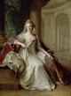 Madame Henriette de France as a Vestal Virgin (c. 1749, detail) by Jean-Marc Nattier.png