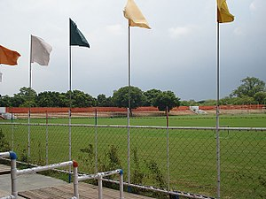 Madan Mohan Malviya Stadium - Image: Madan mohan malviya stadium