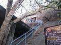 Madavoorpara Rock cut cave.JPG