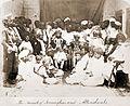 Mahabat Khan, the Nawab of Junagarh, 1870s.jpg