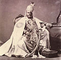 Maharaja of Rewa in 1877.jpg