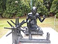 Mahatma Gandhi Park, Shivaji Nagar, Bengaluru, Karnataka IMG 20180611 110211.jpg