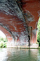 Maidenhead Railway Bridge - The Sounding Bridge under the arch.jpg