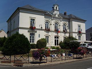 Fontenay-Trésigny Commune in Île-de-France, France