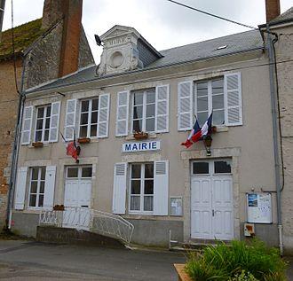 Marchenoir - Town hall