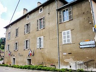 Myon, Doubs Commune in Bourgogne-Franche-Comté, France