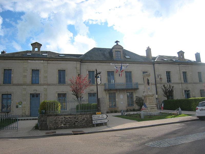 Mairie de Ouroux-en-Morvan