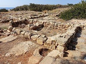 Makry Gialos - Minoan Villa of Makrygialos