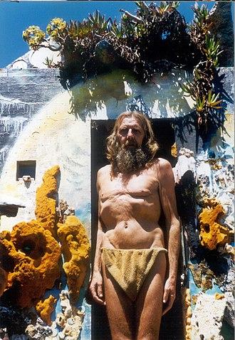 Manfred Gnädinger - Man in July 1998