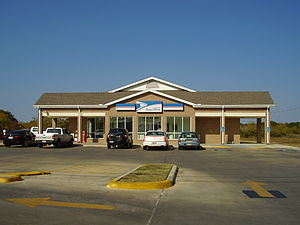 Manchaca, Texas - Manchaca Post Office