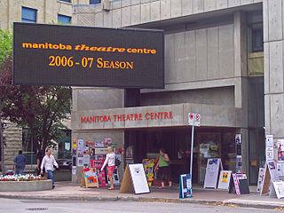 theatre in Winnipeg, Manitoba, Canada