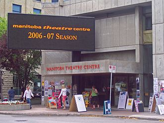Royal Manitoba Theatre Centre - MTC Mainstage