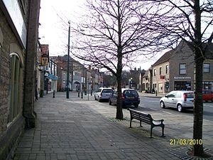 Mansfield Woodhouse - High Street