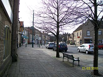 Mansfield Woodhouse - High Street