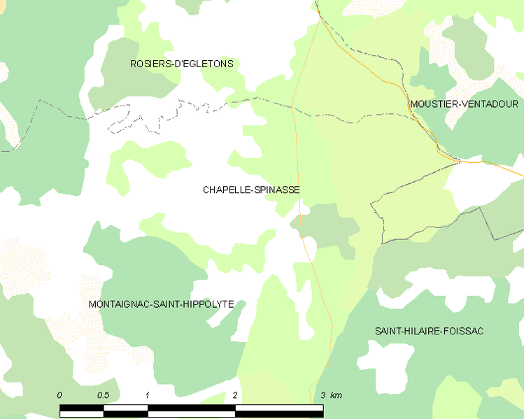 Fayl:Map commune FR insee code 19046.png