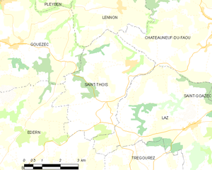 Map commune FR insee code 29267.png