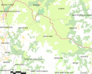 Map commune FR insee code 33230.png