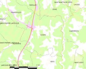 Map commune FR insee code 46077.png