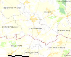 Map commune FR insee code 49253.png