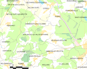 Map commune FR insee code 70004.png
