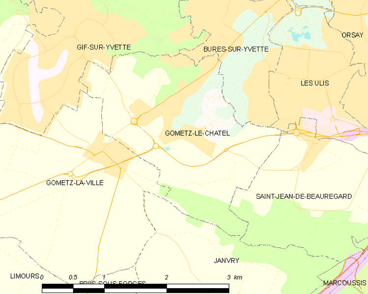 Bestand:Map commune FR insee code 91275.png