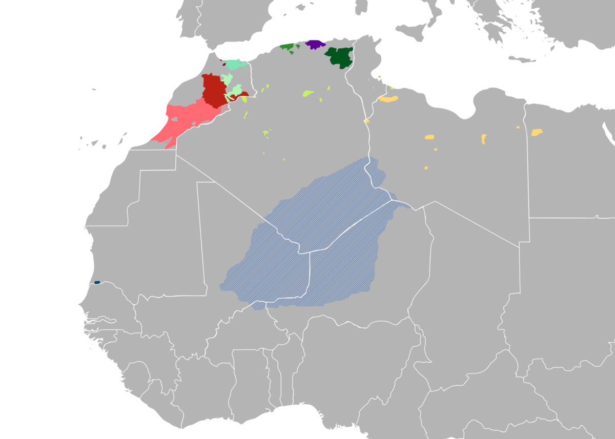 Berber languages   Wikipedia