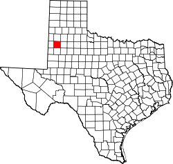 Map of Texas highlighting Hockley County.svg