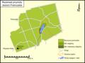 Mapa rezerwatu Jezioro francuskie.png
