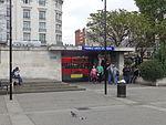 Marble Arch tube station (25th September 2014).JPG