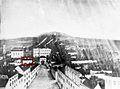 Marcelis Januškevičius. Vilniaus pilys iš pietų pusės. 1840 - 2.jpg