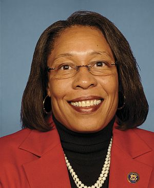 300px Marciafudge Congressional Black Caucus Upset with Obama Over Mostly White Cabinet Picks