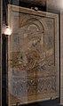 Mare de Déu amb el Nen i àngels o de la sapiència, atribuït a Donatello, museu catedralici de Sogorb.JPG