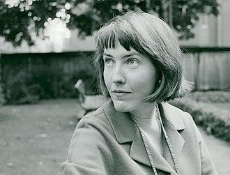 1930 in Sweden - Margareta Ekström.