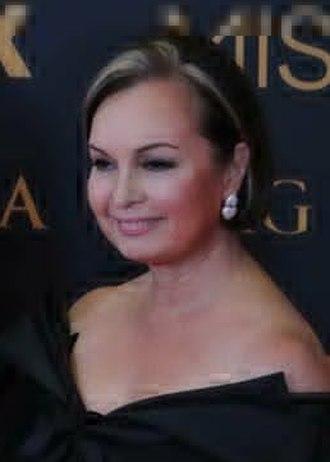 Margarita Moran-Floirendo - Moran in 2017