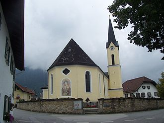 Piding - Church of the Birth of the Virgin Mary